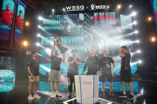 Fnatic win WESG 2017 CS:GO Grand Final