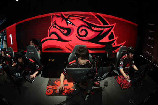 Team Spirit and TyLoo to fight in the final of StarLadder ImbaTV Invitational