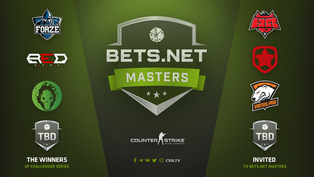 Format and first invites for Bets.net Masters revealed