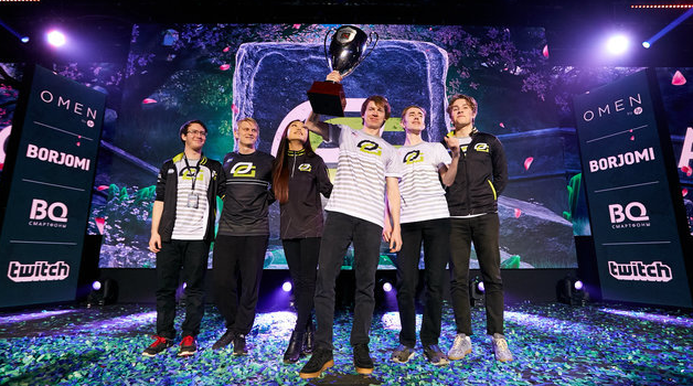 OpTic Gaming won StarLadder ImbaTV Invitational S5