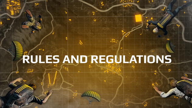 Rules and Regulations PUBG Global Invitational CIS Qualifiers