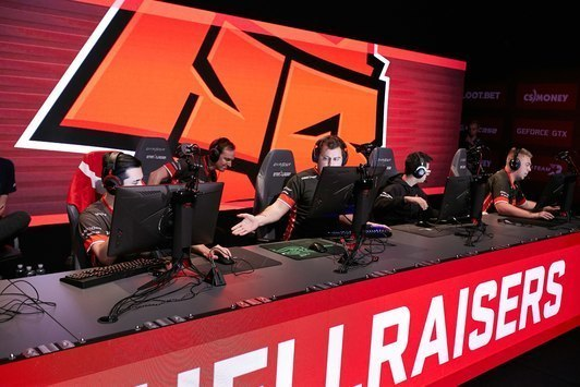 The first victory for HellRaisers at StarSeries i-League CS:GO S5