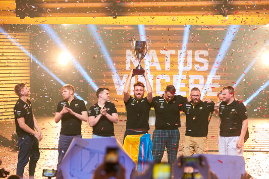 Natus Vincere are the champions of StarSeries i-League S5