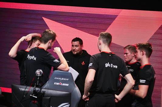 Astralis сыграет в гранд-финале ECS S5 Finals