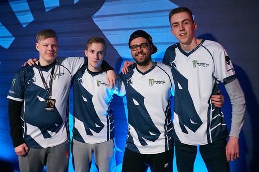 Team Liquid — the winner of EU-qualifier for PGI