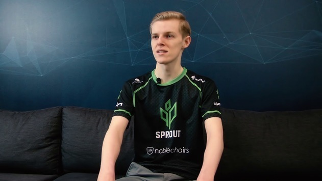 """NaToSaphiX: """"We showed [at the Minor] that we can play on the same level as some of the best teams in the world"""""""