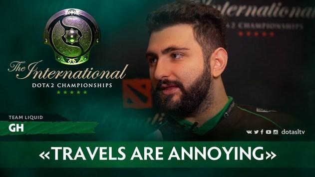 "GH: ""Travels are annoying"""
