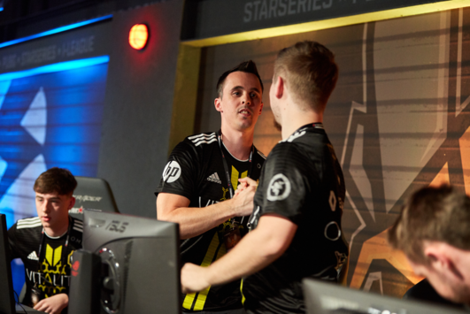 Team Vitality is in the lead at StarSeries i-League PUBG Season 2