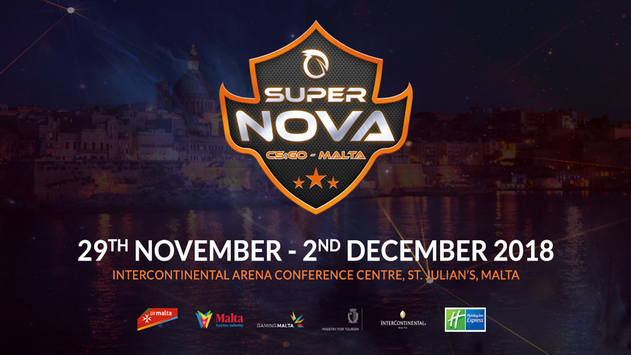 StarLadder and Quickfire to run SuperNova CS:GO Invitational in Malta
