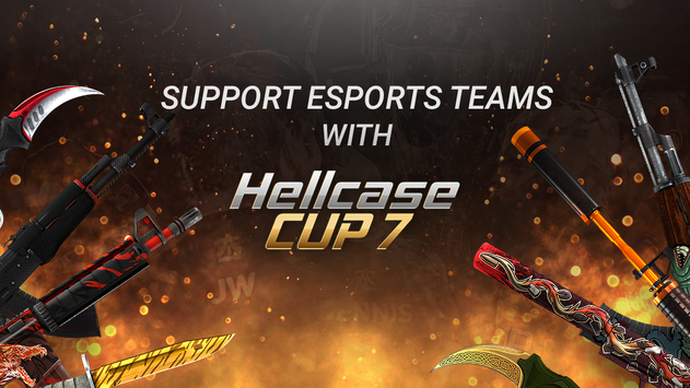 Hellcase Cup S7 will continue this early October