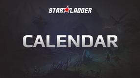 Dota2 StarLadder Tournament Schedule for the 25th Season
