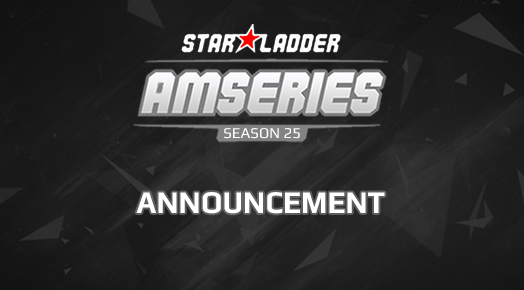 Announcement of $650 AM League Season 25