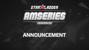Announcement of $650 AM League Season 25