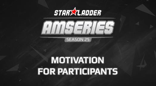 Motivation for participants of AM League