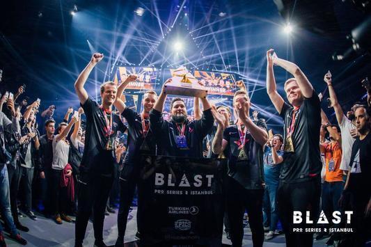 Astralis win BLAST Pro Series: Istanbul