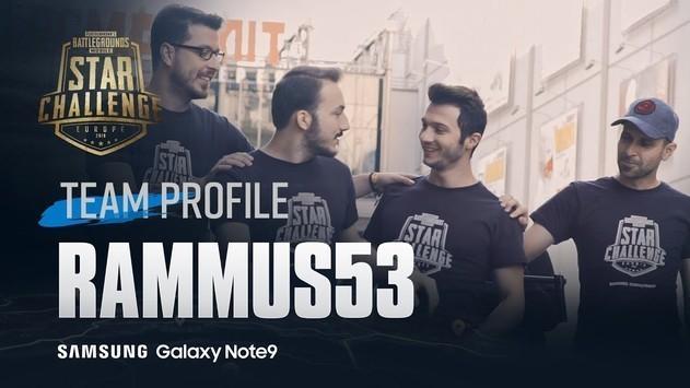 Rammus53: «I came here to kick some ass»