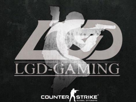 LGD Gaming подписали состав по CS:GO