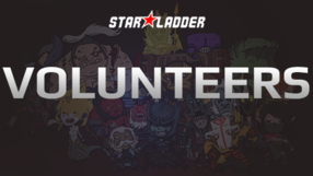 StarLadder Dota 2 Volunteers