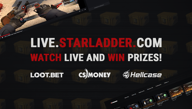 StarLadder launches a unique platform for viewers - Live.starladder.com