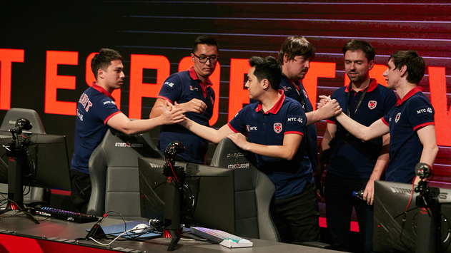 Gambit kicked off at StarSeries i-League S6 with a victory