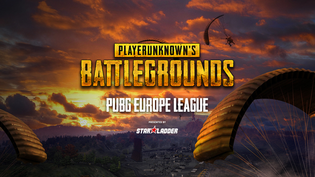 PUBG Corp. and StarLadder to launch first European professional league for PLAYERUNKNOWN'S BATTLEGROUNDS commencing January 2019
