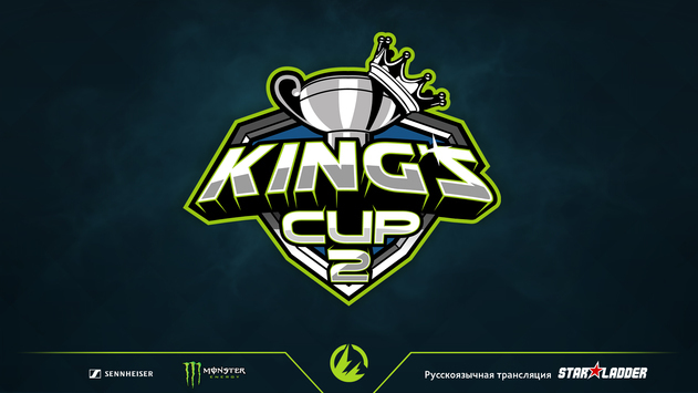 StarLadder покажет второй сезон King's Cup на русском языке