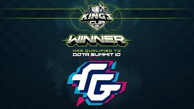 Forward Gaming прошла на DOTA Summit 10