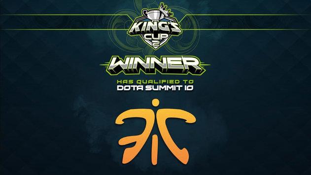 Fnatic победила на King's Cup 2 в Юго-Восточной Азии