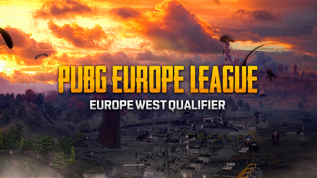PUBG Europe League: Europe: West qualifier results