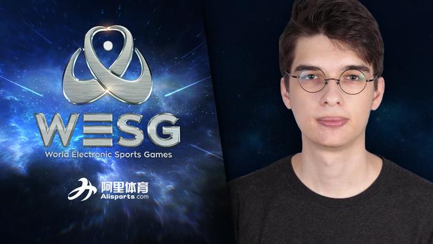 HellraiseR won ticket to the Ukraine LAN of WESG