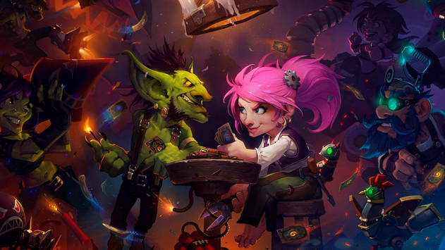 New site in the StarLadder family - Hearthstone