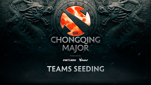 The Chongqing Major: teams' seeding for the main qualifiers