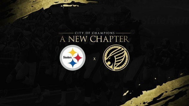 Pittsburgh Knights partnered up with NFL Pittsburgh Steelers
