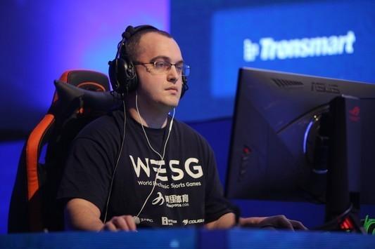Kas: WESG это особенный турнир для меня