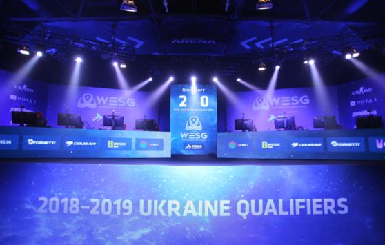 LAN-финал WESG 2018-2019 Ukraine Qualifiers: Обзор соцсетей