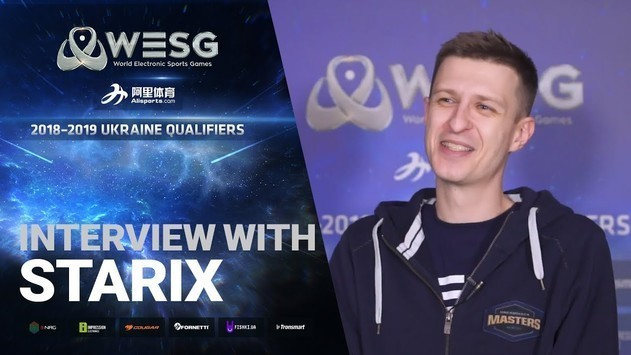 "starix: ""To be honest, we were not the favorites"""