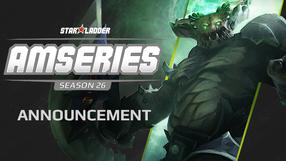 Announcement of $650 AM League Season 26