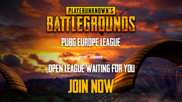 Registration for the PUBG Open League is now open