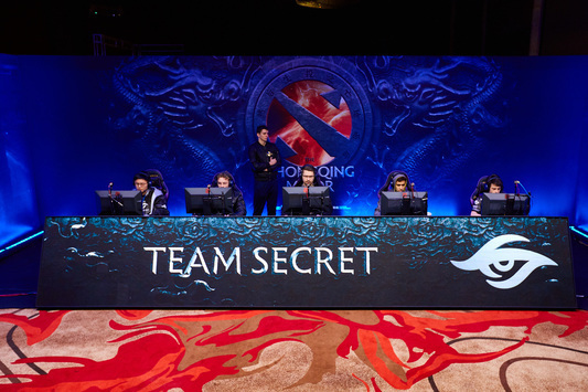 Team Secret to encounter Virtus.pro in the upper bracket's final at The Chongqing Major