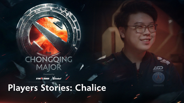 "Chalice: ""I was under the big pressure in that Final [TI8]"""