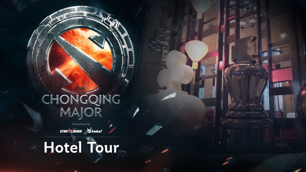 Hotel Tour | The Chongqing Major