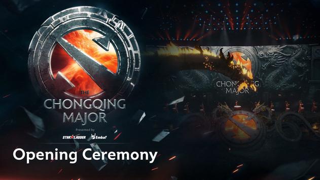 The Chongqing Major: Церемония Открытия