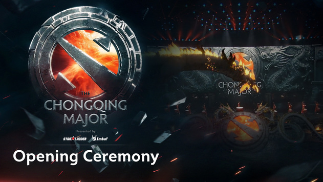 The Chongqing Major: Opening Ceremony