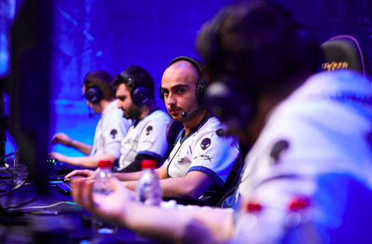 Team Liquid and Vici Gaming finish their performance at The Chongqing Major