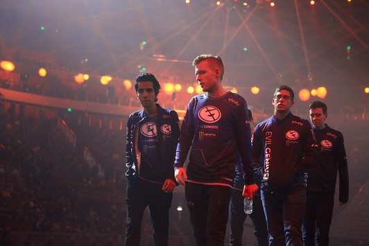 EG, PSG.LGD выбили EHOME, Fnatic из The Chongqing Major