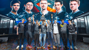 Team Secret becomes the champion of The Chongqing Major