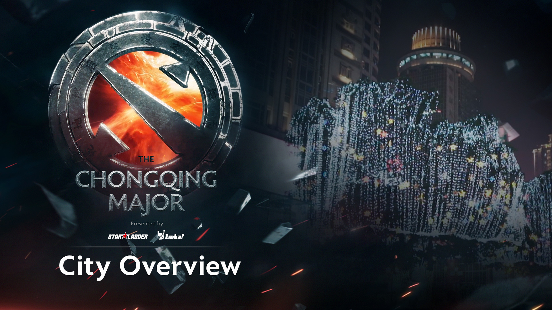 The Chongqing Major: City Overview