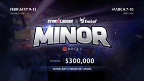 Kiev to host StarLadder ImbaTV Dota 2 Minor