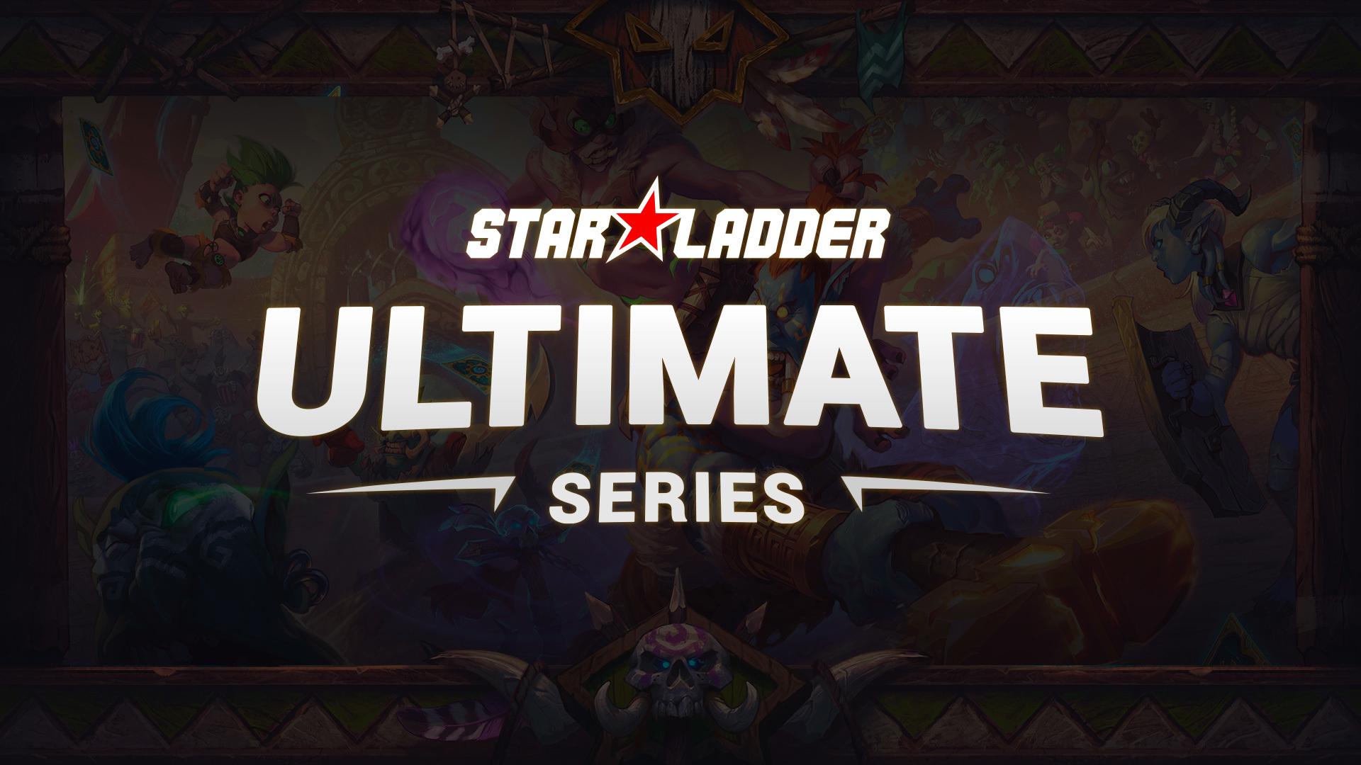 StarLadder проведет 4 турнира Hearthstone Ultimate Series в 2019