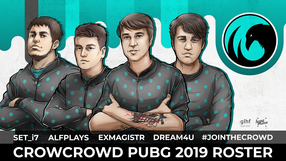 CrowCrowd signs Alpochinki